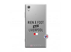 Coque Sony Xperia XA1 Rien A Foot Allez Liverpool