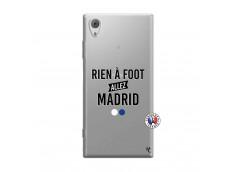 Coque Sony Xperia XA1 Rien A Foot Allez Madrid