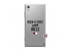 Coque Sony Xperia XA1 Rien A Foot Allez Metz