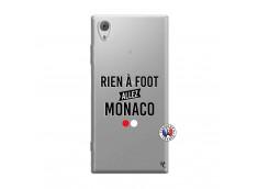 Coque Sony Xperia XA1 Rien A Foot Allez Monaco
