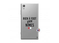 Coque Sony Xperia XA1 Rien A Foot Allez Nimes