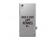 Coque Sony Xperia XA1 Rien A Foot Allez Rennes