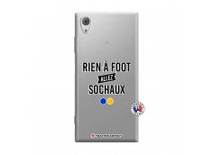Coque Sony Xperia XA1 Rien A Foot Allez Sochaux