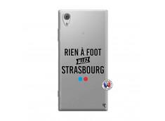 Coque Sony Xperia XA1 Rien A Foot Allez Strasbourg