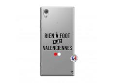 Coque Sony Xperia XA1 Rien A Foot Allez Valenciennes