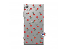 Coque Sony Xperia XA1 Rose Pattern