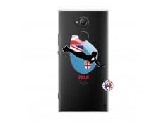 Coque Sony Xperia XA2 Ultra Coupe du Monde Rugby Fidji