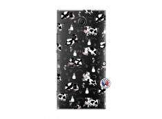 Coque Sony Xperia XA2 Ultra Cow Pattern