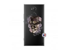 Coque Sony Xperia XA2 Ultra Dandy Skull
