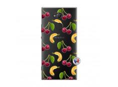 Coque Sony Xperia XA2 Ultra Hey Cherry, j'ai la Banane