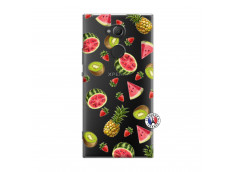 Coque Sony Xperia XA2 Ultra Multifruits