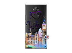 Coque Sony Xperia XA2 Ultra I Love London