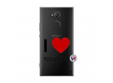 Coque Sony Xperia XA2 Ultra I Love Toulouse