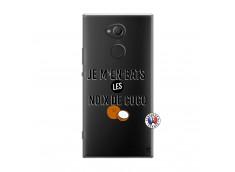 Coque Sony Xperia XA2 Ultra Je m'en bats Les Noix De Coco