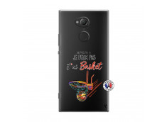 Coque Sony Xperia XA2 Ultra Je Peux Pas J Ai Basket