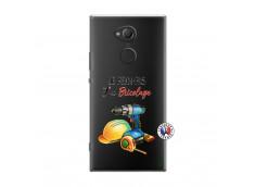 Coque Sony Xperia XA2 Ultra Je Peux Pas J Ai Bricolage