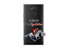 Coque Sony Xperia XA2 Ultra Je Peux Pas J Ai Equitation