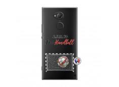 Coque Sony Xperia XA2 Ultra Je peux pas j'ai Handball