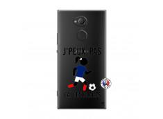 Coque Sony Xperia XA2 Ultra Je Peux Pas J Ai Les Bleues