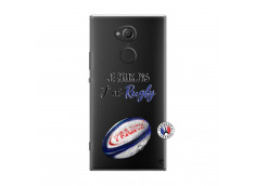 Coque Sony Xperia XA2 Ultra Je Peux Pas J Ai Rugby