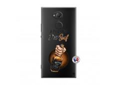 Coque Sony Xperia XA2 Ultra Je Peux Pas J Ai Soif