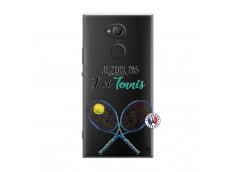 Coque Sony Xperia XA2 Ultra Je Peux Pas J Ai Tennis