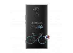 Coque Sony Xperia XA2 Ultra Je Peux Pas J Ai Velo