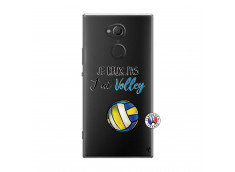 Coque Sony Xperia XA2 Ultra Je Peux Pas J Ai Volley