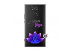 Coque Sony Xperia XA2 Ultra Je Peux Pas J Ai Yoga