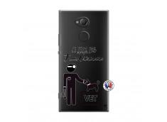 Coque Sony Xperia XA2 Ultra Je Peux Pas Je Suis Veterinaire