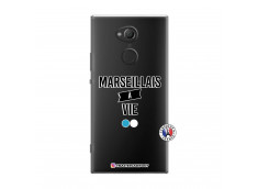 Coque Sony Xperia XA2 Ultra Marseillais à Vie