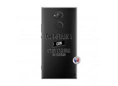 Coque Sony Xperia XA2 Ultra Oh Putain C Est L Heure De L Apero