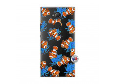 Coque Sony Xperia XA2 Ultra Poisson Clown