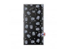 Coque Sony Xperia XA2 Ultra Petits Hippos