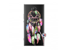 Coque Sony Xperia XA2 Ultra Pink Painted Dreamcatcher