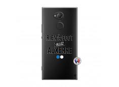 Coque Sony Xperia XA2 Ultra Rien A Foot Allez Auxerre