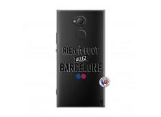 Coque Sony Xperia XA2 Ultra Rien A Foot Allez Barcelone