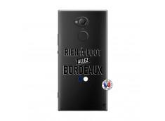 Coque Sony Xperia XA2 Ultra Rien A Foot Allez Bordeaux