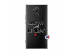 Coque Sony Xperia XA2 Ultra Rien A Foot Allez Guingamp