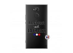 Coque Sony Xperia XA2 Ultra Rien A Foot Allez La France