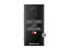 Coque Sony Xperia XA2 Ultra Rien A Foot Allez Liverpool