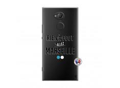 Coque Sony Xperia XA2 Ultra Rien A Foot Allez Marseille