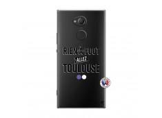 Coque Sony Xperia XA2 Ultra Rien A Foot Allez Toulouse