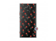 Coque Sony Xperia XA2 Ultra Rose Pattern