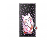 Coque Sony Xperia XA2 Ultra Smoothie Cat