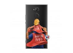 Coque Sony Xperia XA2 Ultra Super Papa et Super Bébé