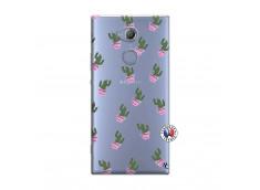 Coque Sony Xperia XA2 Cactus Pattern