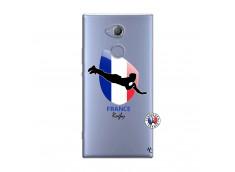 Coque Sony Xperia XA2 Coupe du Monde de Rugby-France