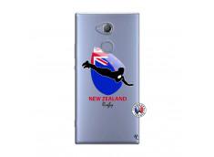 Coque Sony Xperia XA2 Coupe du Monde Rugby- Nouvelle Zélande
