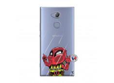 Coque Sony Xperia XA2 Dead Gilet Jaune Impact